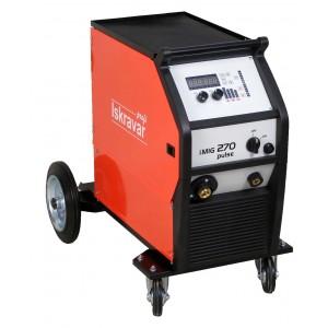 Pulzni MIG inverterski varilni aparat iMIG 270 pulse