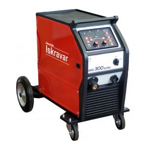 Pulzni MIG varilni aparat iMIG 300 pulse