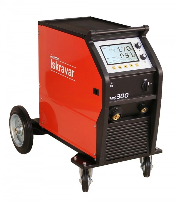 MIG inverterski varilni aparat iMIG 300 GR