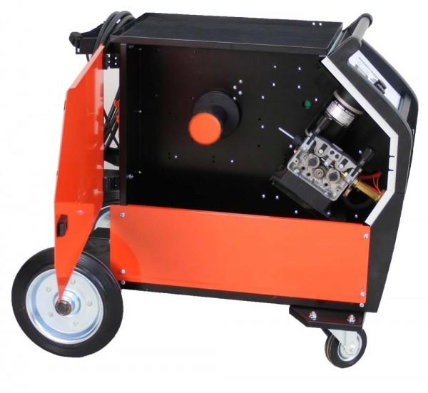 Pulzni MIG inverterski varilni aparat iMIG 270 pulse pogon