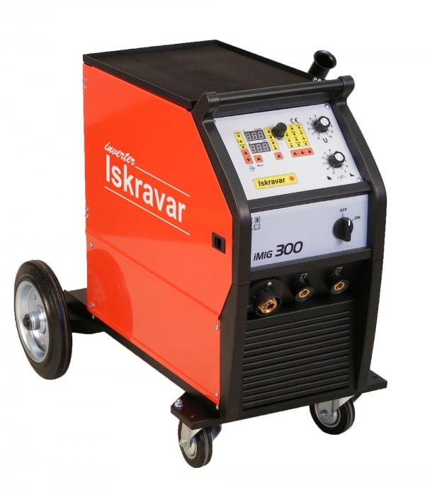 Inverterski varilni aparat iMIG 300