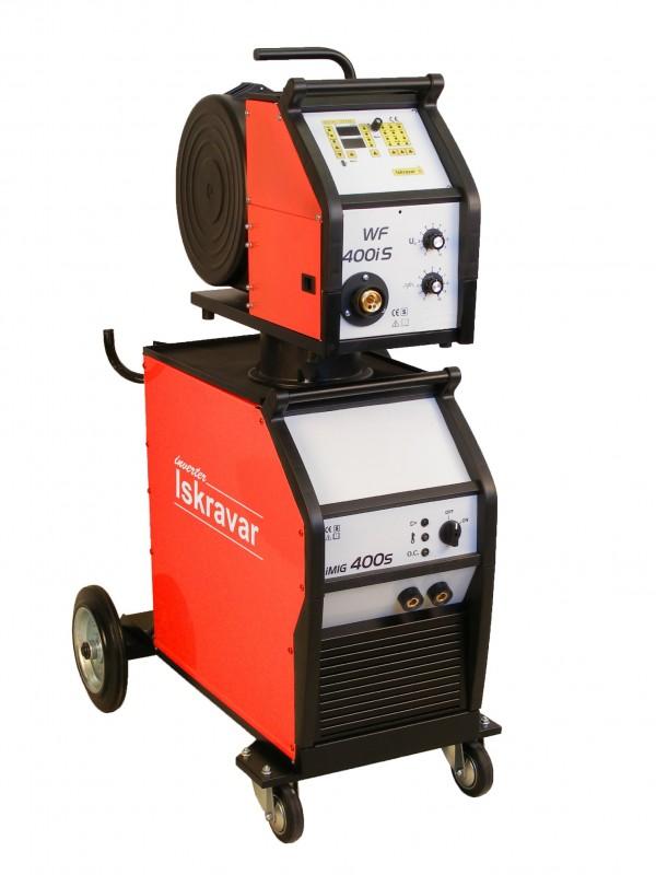 Inverterski varilni aparat iMIG 400 S