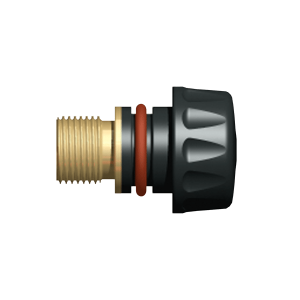 Kratka kapa za gorilnik za TIG varjenje