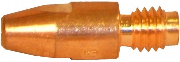 Kontaktna šoba M8 za gorilnik MG 360 in MG 501W za mig mag varilni aparat