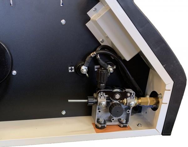 Pogon žice inverterskega varilnega aparata co2