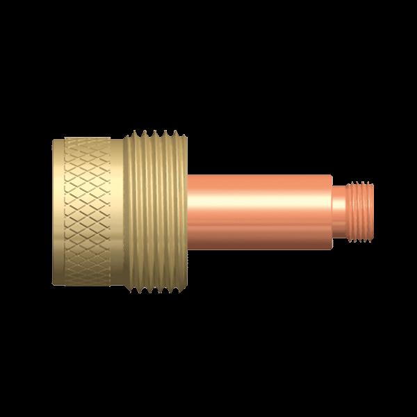 Posebno telo gorilnika za TIG varilni aparat