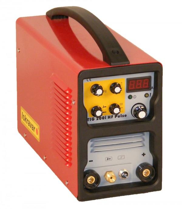 Varilni aparat TIG 200i HF pulse