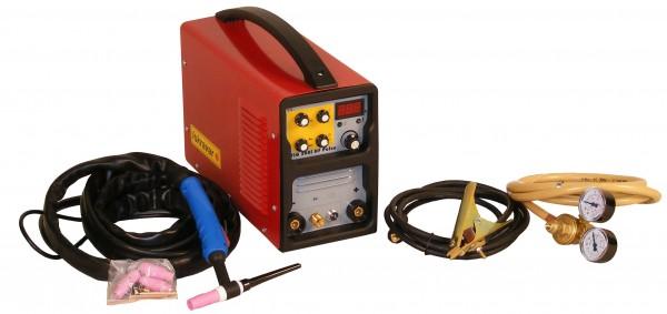 Varilni aparat TIG 200i HF pulse s priborom