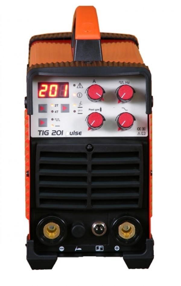 TIG 201 pulse spredaj