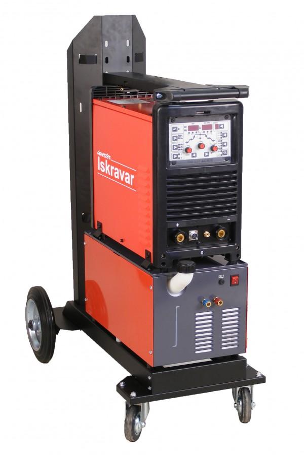 Hladilni sistem s TIG varilnim aparatom