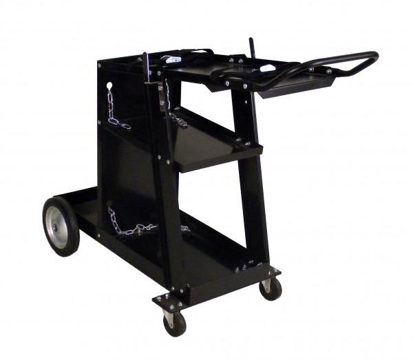 Voziček za varilne aparate