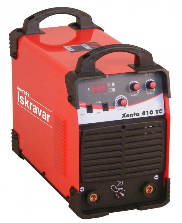 Varilni aparat za varjenje z elektrodo Xenta 410 TC