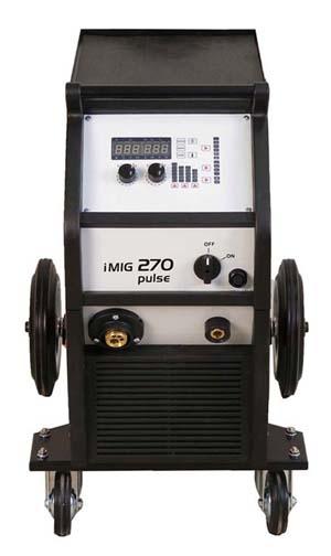 MIG varilni aparat iMIG 270 pulse